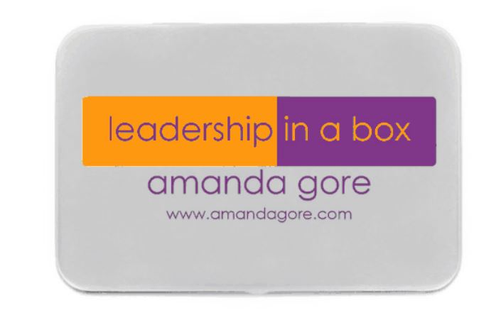 Leadership in a Box Presentation Tin